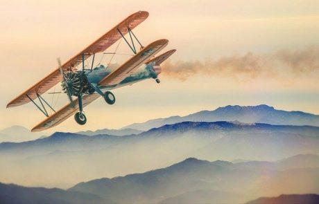 ללמוד להטיס מטוס אולטרה לייט